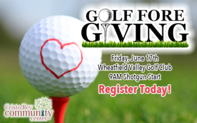 2016 Golf Fore Giving Outing