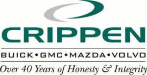 Corporate Sponsors - Golf Fore Giving - Crippen Autos Logo