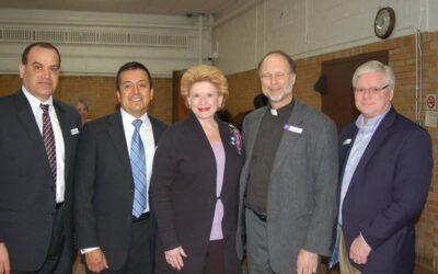 Senator Debbie Stabenow at CRCC
