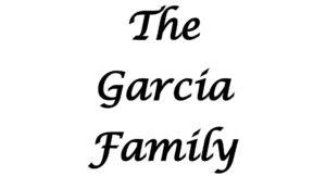 Corporate Sponsors - Golf Fore Giving - Garcia Family