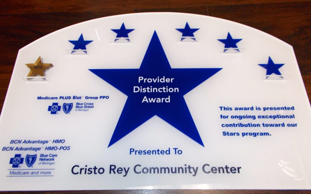 Family Health Clinic: Provider Distinction Award