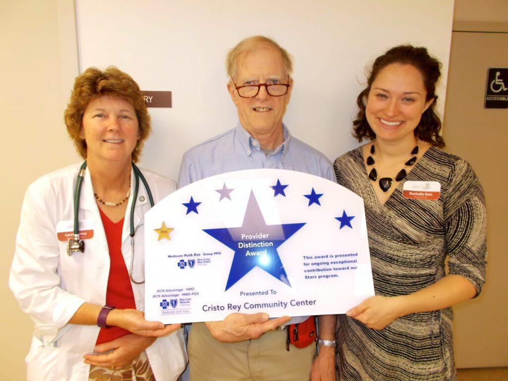 Providers holding Provider Distinction Award