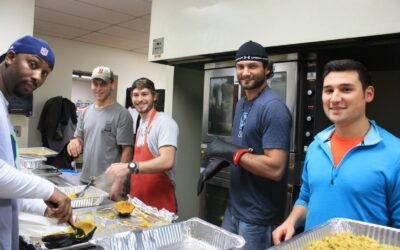 Thanksgiving 2016 Volunteers