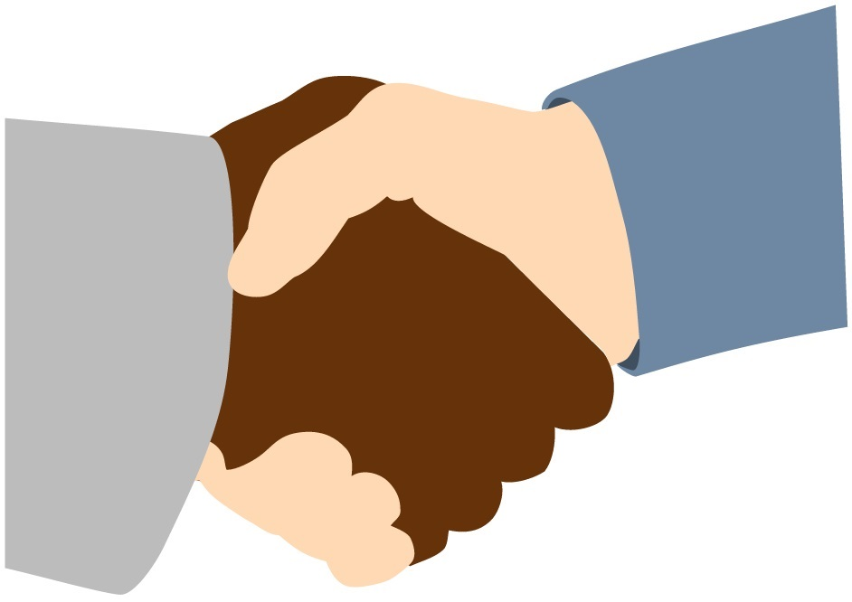 Employment Opportunities handshake
