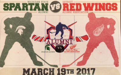 Cristo Rey Benefits from MSU v Red Wings Alumni Game