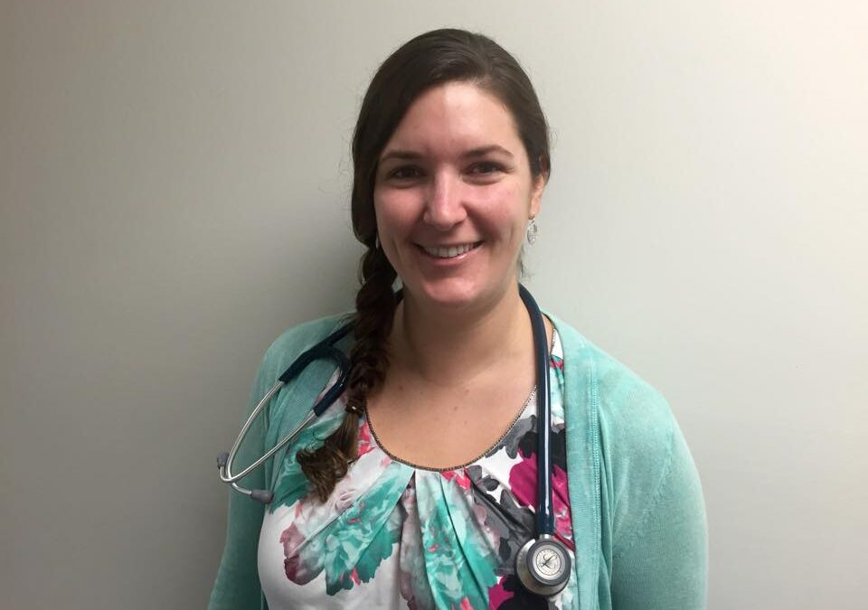 Welcome Dr. Aimee Leisure-Martins!