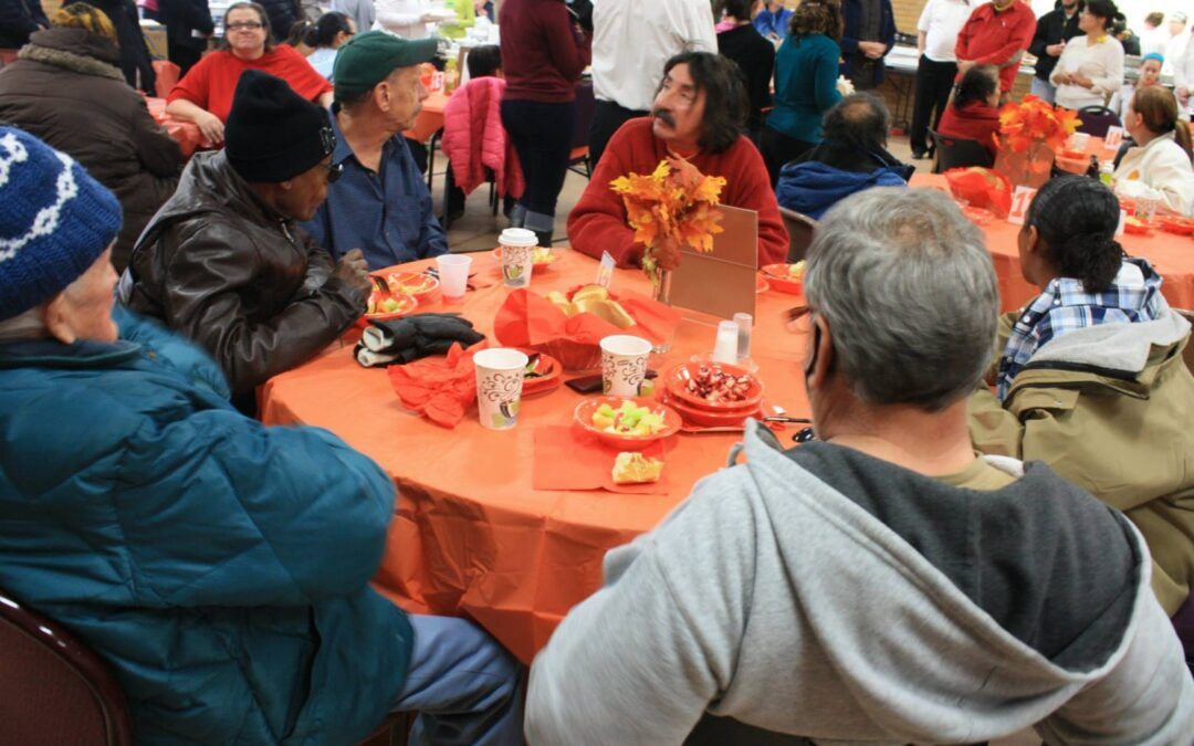 CRCC's Annual Thanksgiving Dinner