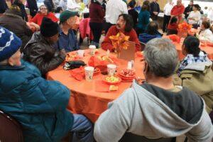 CRCC Annual Thanksgiving Community Dinner