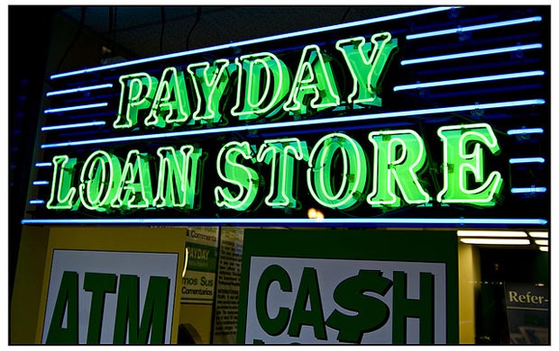 Don't fall prey to predatory lenders