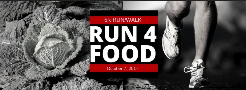 Run4Food 5K 2017