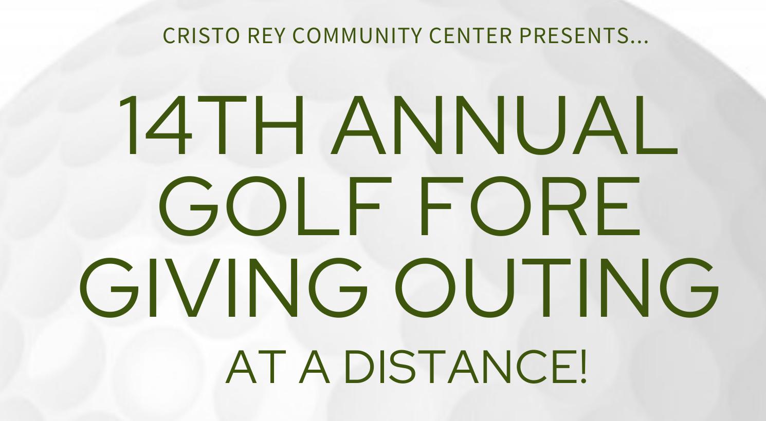 Annual Charity Golf Tournament 2020